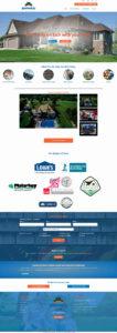 Shamrock website example