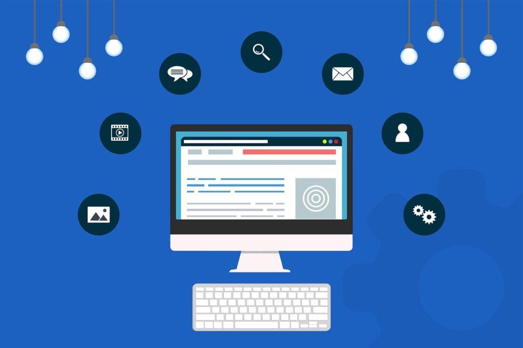 Web Design - Six Key Elements