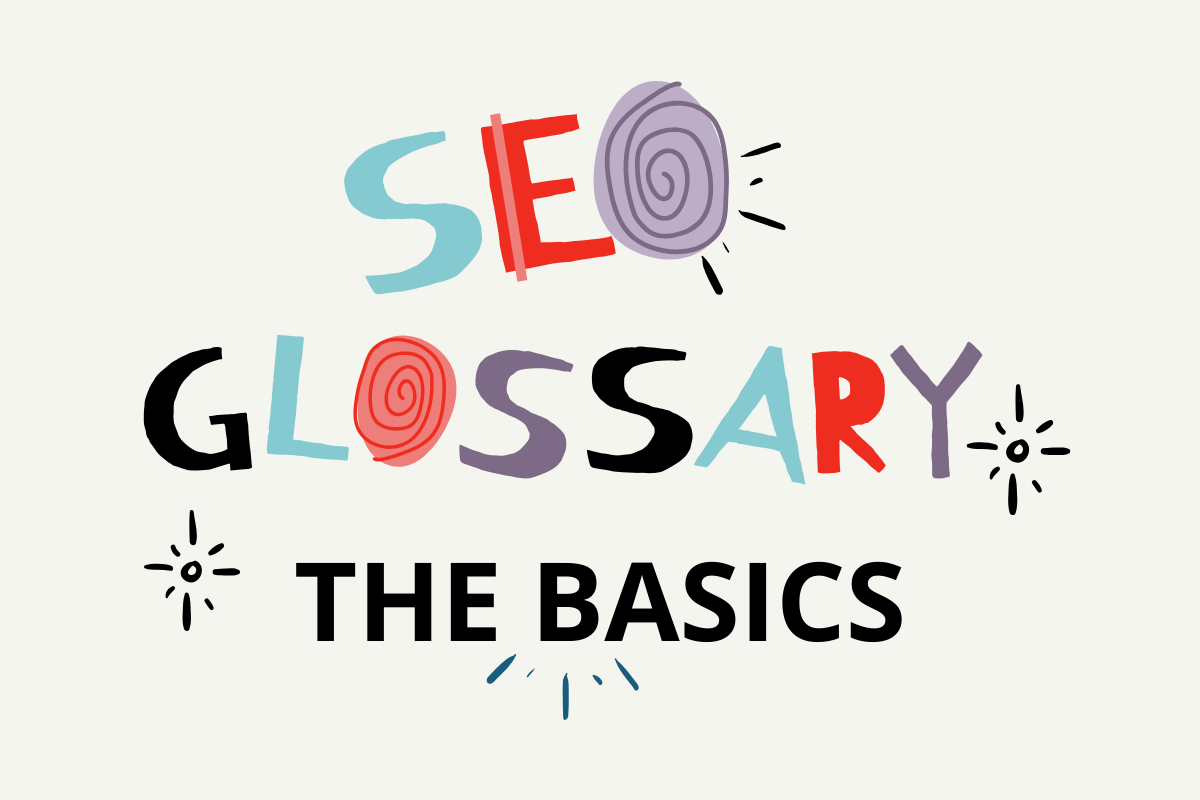seo glossary the basics