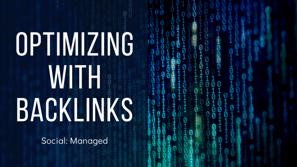 Optimizing with Backlinks