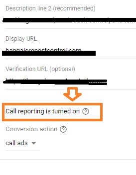 What is GoogleAds Call Reporting?