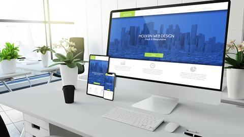 custom website in Pensacola